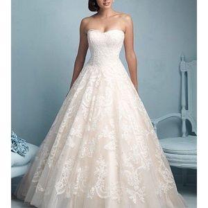 Wedding Bridal Gown